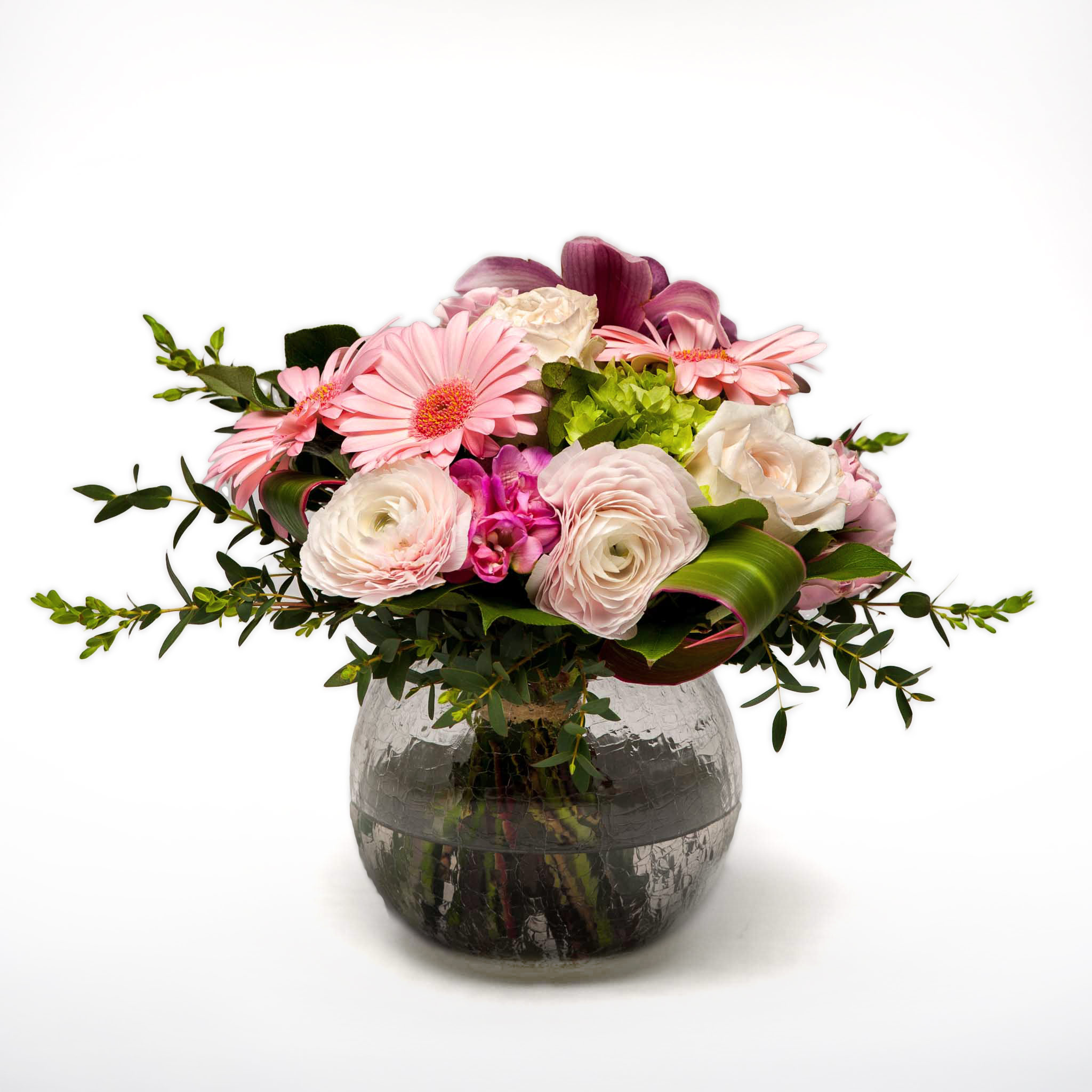 Renowned Montreal florist Marie Vermette