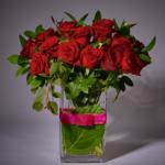 Bouquet de Roses Marie Vermette Fleuriste
