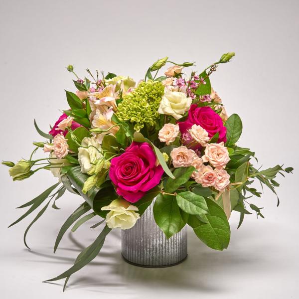 Fleuriste Marie Vermette - Bouquet de fleurs chic et raffiné