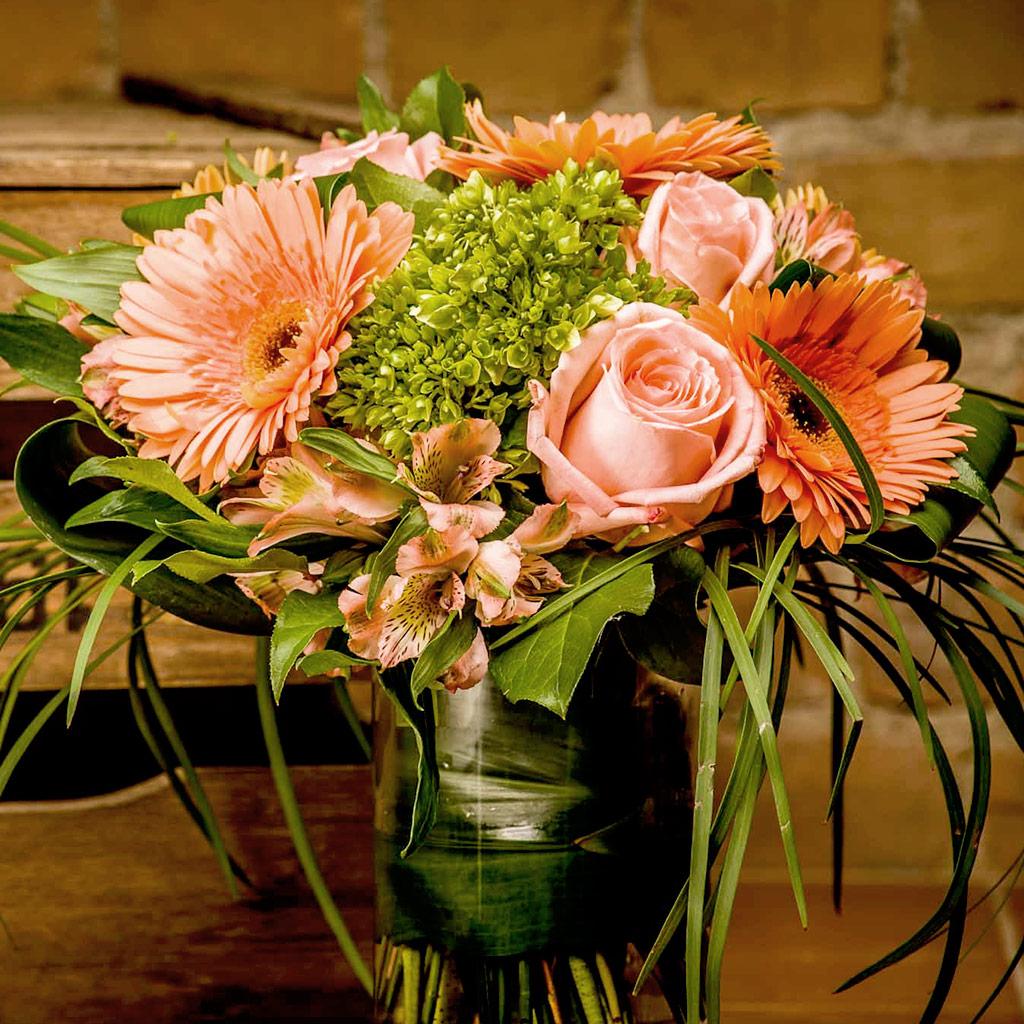 Renowned Montreal florist Marie Vermette