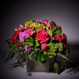 Fleuriste de Montréal Marie Vermette - Bouquet de fleurs sophistiqué