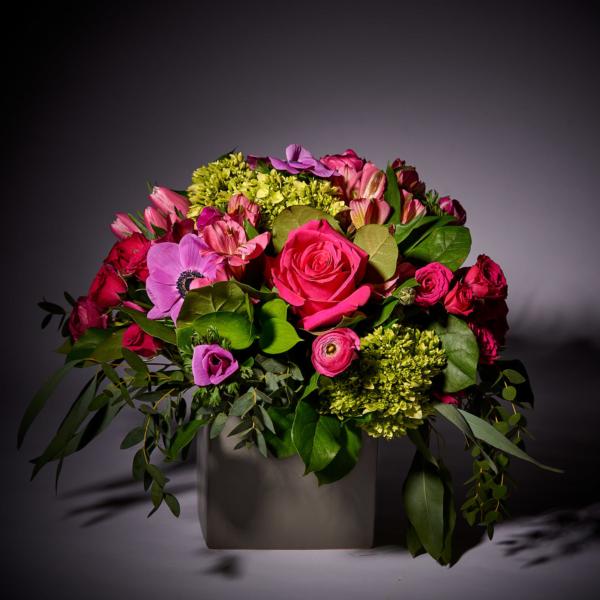 Fleuriste de Montréal Marie Vermette – Bouquet de fleurs sophistiqué