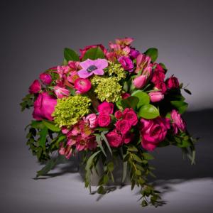 Montreal Florist Marie Vermette - Sophisticated bouquet